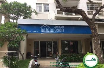 Cần cho thuê gấp Shop Cảnh viên 1 Phú Mỹ Hưng, quận 7. Giá thuê: 2.200$ tl. LH: 0907894503