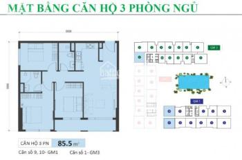 Hot! Cần tiền bán nhanh Golden Mansion, Phổ Quang 3PN, HTCB, lầu trung view hồ bơi chỉ 4 tỷ bao phí