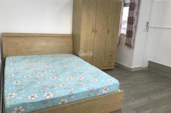 Căn hộ đầy đủ nội thất 40m2 gồm 1 phòng ngủ, 1 phòng bếp, đường nội bộ Trần Não, Quận 2