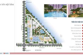 Chính chủ cần bán lại căn shophouse 100m2 tại Marina Tower view sông Sài Gòn với gần 2000 cư dân