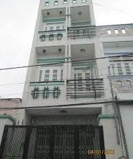 Cho thuê 6 tầng mặt tiền Cao Thắng - Võ Văn Tần 432m2 P5, Quận 3