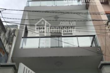 Bán nhà đường Hoàng Văn Thụ DT:4x18,nhà 4 tầng xây mới.Giá: 10.2 tặng full nội thất
