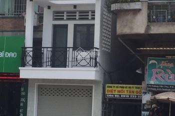 Chính chủ bán nhà mặt tiền đường Hoàng Văn Thụ, Phường 8, Phú Nhuận
