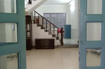 Nhà 1 trệt 2 lầu 4 phòng 5x15m hẻm số 5 đường Số 79, P.Tân Quy 16 triệu. Tel 0906856614 Sang
