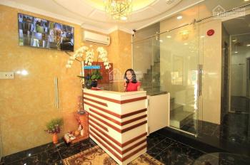 Cho thuê nhà 1 Hầm 6 Lầu, đường Võ Văn Tần, Q3, Giá: 5000 USD/tháng