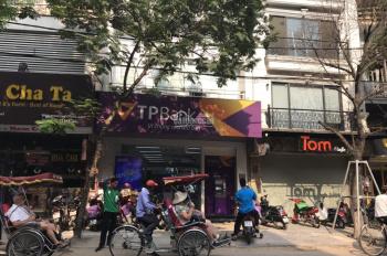 Cho thuê nhà mặt phố 23 Nguyễn Hữu Huân