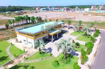 670tr/nền, dự án Mega City 2, TT Nhơn Trạch, có vị trí đẹp, giá cực tốt cho khách hàng, 0968289003