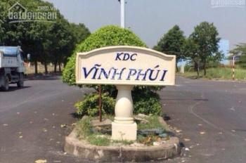 Văn phòng bất động sản Sao Việt nhận mua bán kí - gửi đất KDC Vĩnh Phú 1 (Vũ Kiều - Tân Vũ Minh)