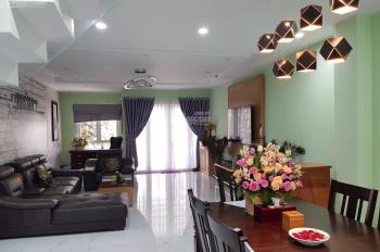 Cho thuê nhà lầu siêu đẹp gần siêu thị, bến xe Bình Dương, giá 16 tr/th, LH 0908.752825