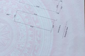 Nhà mặt tiền đường  Núi Thành, 09.777.80.999