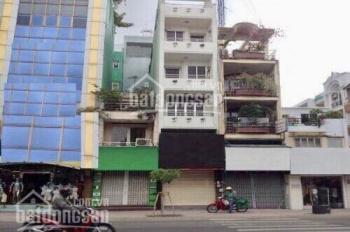 Cho thuê nguyên căn đường Nguyễn Đình Chiểu, Phường 5, Quận 3, ngang 4m, dài 10m. 5 lầu