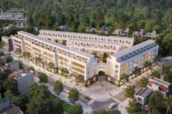 Phố thương mại Thủy Nguyên Mall giá 1 tỷ 2 bàn giao hoàn thiện cơ bản, vị trí đắc địa