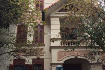 Cho thuê nhà biệt thự KĐT Trung Yên, Cầu Giấy, Hà Nội. DT 160m2, 4 tầng, MT 10m, giá 50tr/th