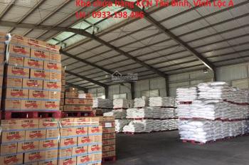Cho thuê kho chứa hàng KCN Vĩnh Lộc, KCN Tân Bình, diện tích đa dạng, bảo vệ, xe cont, PCCC