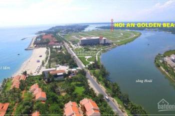Bán đất mặt tiền biển đường Âu Cơ, Cửa Đại, Hội An, gần KS Mường Thanh. LH 0905868792