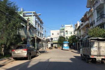 Nhà mới 3 mặt hẻm xe tải, 4x16m, Kinh Dương Vương, Q6