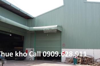 Công ty Gia Phát cho thuê kho xưởng Q.7, DT 500m2 chỉ còn 1 kho giá tốt chỉ 37tr/th xe cont, bảo vệ