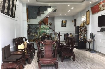 Bán nhà mới xây trệt + 4 lầu căn góc 2 mặt tiền đường Trần Quý Cáp, Bình Thạnh