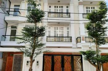Cần bán gấp nhà 1 trệt 3 lầu gần Gigamall Phạm Văn Đồng, DT 5x19m, Hiệp Bình Chánh, Thủ Đức