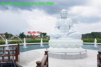 Sala Garden 5 sao giá cực rẻ 120tr/huyệt, khu M1, lô M1-05-19, mặt đường đôi, gần Phật. 0962812061