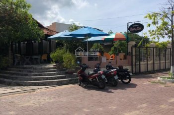 Cafe sân vườn thị trấn Long Hải, sân vườn siêu đẹp, giá đầu tư