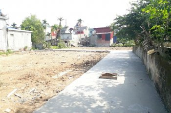 Bán 63m2 đất tuyến 2 đường 208 thôn Đình Ngọ, Hồng Phong ngay KCN Tràng Duệ