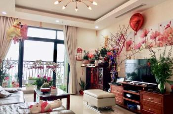cho thuê biệt thự Bán Đảo Linh Đàm, Hoàng Mai, 270m x4 tầng 45tr/tháng