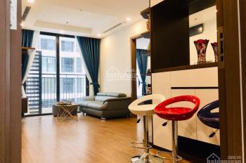 Cho thuê căn hộ 0805 chung cư Vinhomes Green Bay Mễ Trì, 2PN, đủ đồ như ảnh