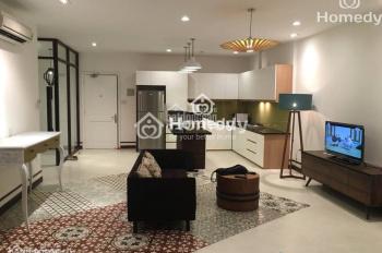 Cho thuê căn hộ Mỹ Đức, 3 phòng ngủ, 12/tháng, nhà có nội thất. Lh: 0775.929.302 Trang