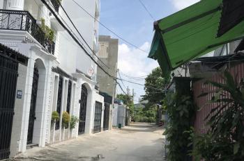 Bán nhà hẻm xe hơi phường Linh Tây 1 trệt 2 lầu DT 72m2, giá 5.2 tỷ