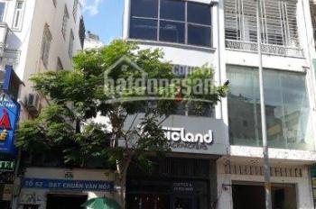 Bán nhà MT Nguyễn Thiện Thuật, quận 3 diện tích: 4,5x14m kết cấu: 4 tầng. Giá chỉ: 19.5 tỷ