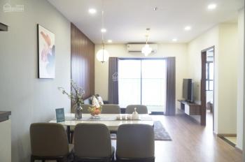 Sở hữu căn hộ 3 ngủ thông minh đầu tiên tại Long Biên chỉ 2.1 tỷ. CK 3%+tặng 35 triệu. 0989808010