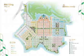Chính chủ bán nền 5x20m và 6x20m dự áN Biên Hoà New City, sổ đỏ, hướng ĐN ĐB, LH 0946.533.335 khôi