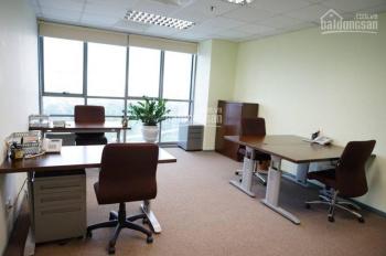 Cho thuê văn phòng mặt tiền Huỳnh Tịnh Của, P8, Quận 3, DT (6x17) m, 1T 2L giá chỉ 50tr/th