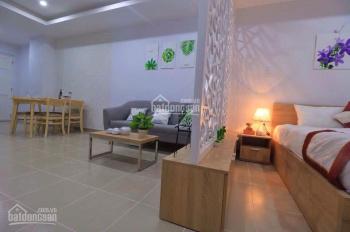 Cho thuê căn hộ tại Block D, Hiệp Thành 3, đầy đủ nội thất, gồm căn 01 - 02 PN, 0985576675