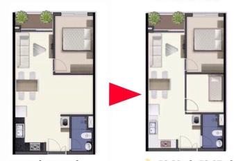 Bán căn hộ Q7 Sài Gòn Riverside-U2.14 tầng 16. Giá bán: 1.57 tỷ - Linh Đan: 0906757660 (Zalo)