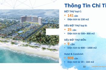 Siêu phẩm căn hộ biển dự án Cam Ranh Bay ngay cạnh Arena Cam Ranh, LH 0903.855.987