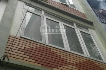 Cho thuê nhà phân lô 6 tầng thông sàn ngõ 261 Trần Quốc Hoàn, Cầu Giấy, nhà đẹp, giá 18tr/th