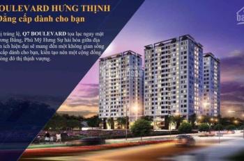 HOT!! Dự án Q7 Boulevard liền kề Phú Mỹ Hưng, giữ chổ 50tr/căn. 2020 giao nhà. LH 0934823023