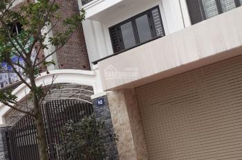 Cần tiền gấp bán căn nhà đẹp 4 tầng vị trí đắc địa mặt phố Văn Cao, Hải An, Hải Phòng