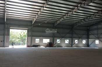 Cho thuê nhà xưởng và văn phòng KCN Hòa Khánh 3400m2, giá 130tr/tháng