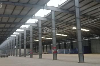 Cho thuê kho xưởng và văn phòng 1450m2 KCN Hòa Khánh giá 60tr/tháng
