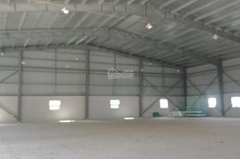 Cho thuê nhà xưởng và văn phòng 1180m2 KCN Hòa Khánh giá 46.5tr/tháng