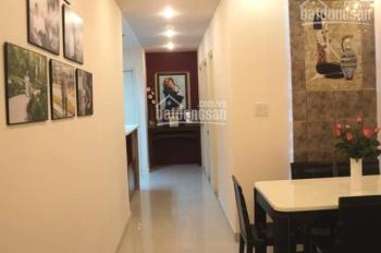 Cho thuê căn hộ chung cư 590 CMT8: DT 78m2, 2PN, 2WC, giá thuê 10 triệu/tháng LH 0903.75.75.62