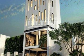 Chính chủ cho thuê nhà mặt tiền Nguyễn Thái Học, Quận 1 dài hạn. KC 1 trệt, 3 lầu, 5 phòng 185m2