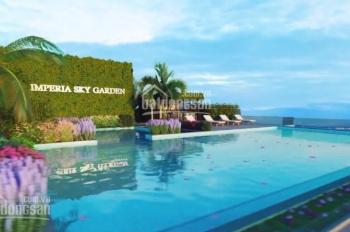 Mở bán những căn hộ mới nhất của tòa A của dự án Imperia Sky Garden, view đẹp, giá hợp lí