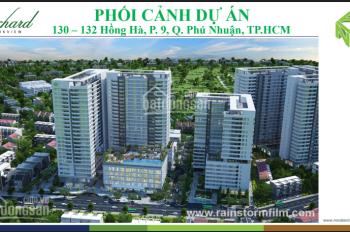 Bán căn hộ Orchard Parkview view hồ bơi 83m2 3PN giá chỉ 3,92 tỷ/LH 0906078409