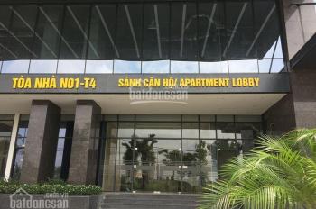 Chính chủ cần bán căn hộ 04 tòa N01T4 Ngoại Giao Đoàn DT 101m2, 3PN, 2WC, view Hồ Tây. 0969993565