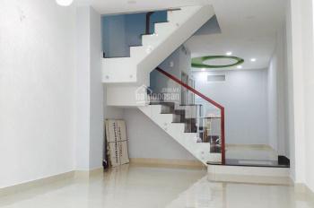 Biệt thự mini 1 trệt, 3 lầu, DT: 50m2, HXH đường Nguyễn Văn Đậu, P. 6, Bình Thạnh