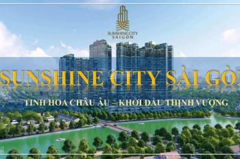 Sunshine City Sài Gòn -  Nhận Booking Tòa S7 - Hỗ Trợ 70%, Ls 0% Đến Khi Nhận Nhà - 0974.338.759